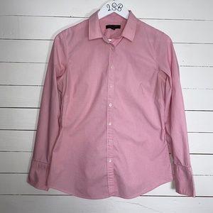 Banana Republic pink top, sz 10